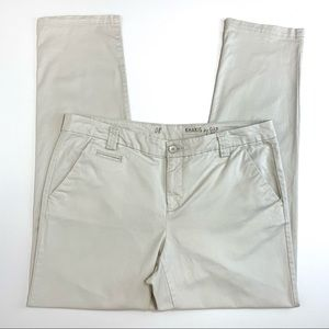 Khakis by Gap Vintage Rolled Chinos Sz 8